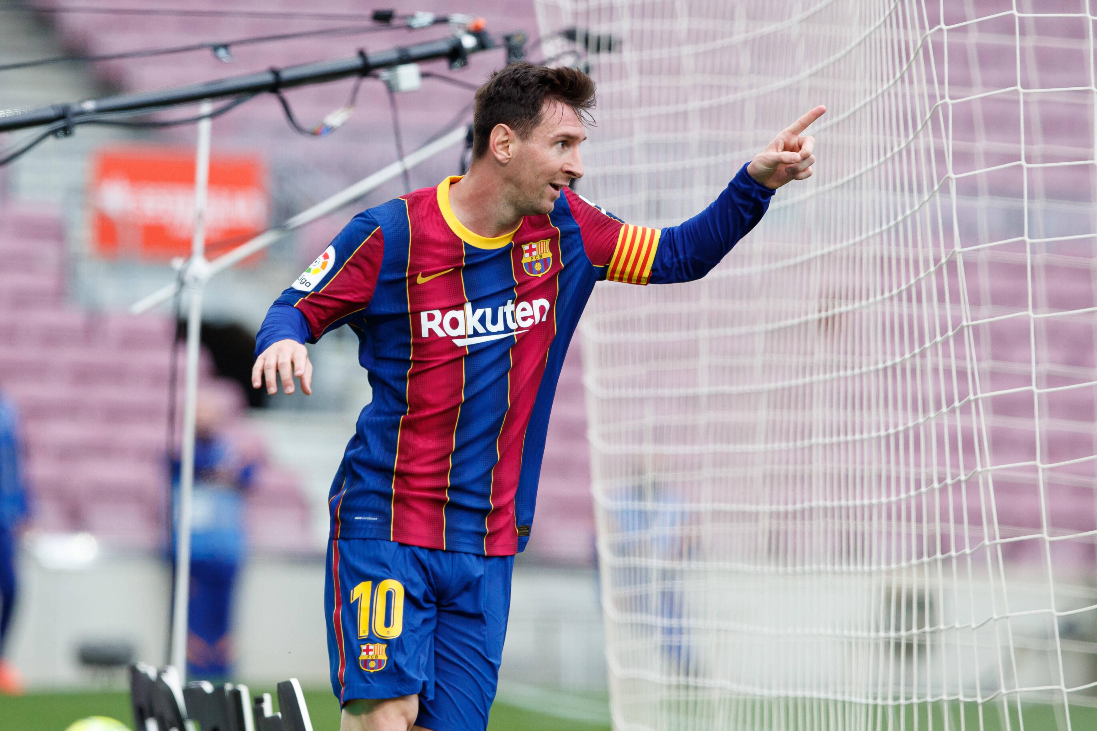 Ronald Koeman hints at Lionel Messi exit as Barcelona's season implodes -  Football Espana