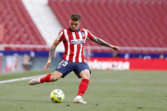 Kieran Trippier, Atlético de Madrid