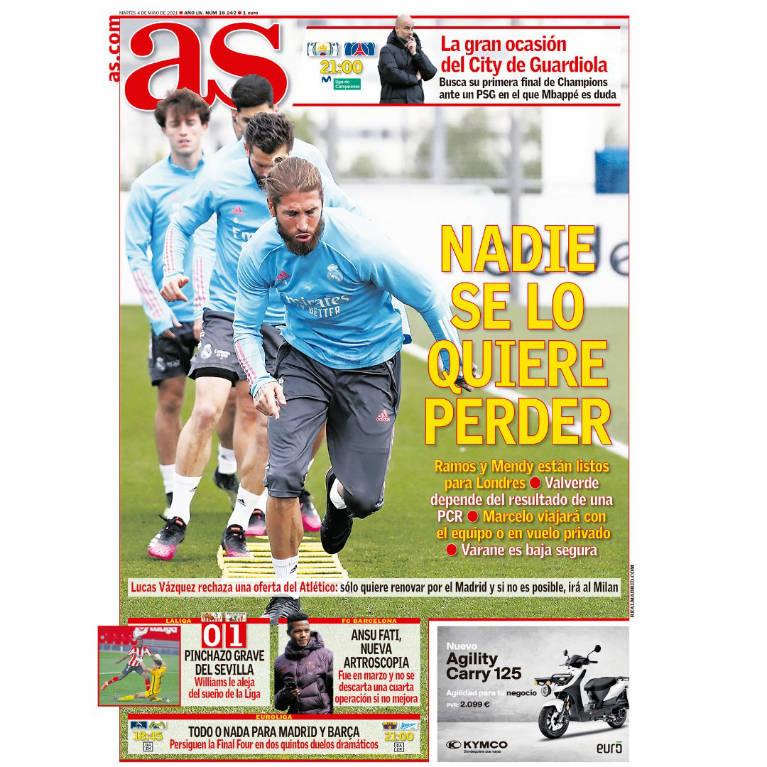 As0405   Últimas Noticias Futbol Mundial