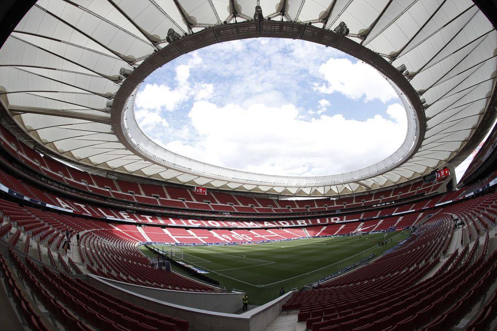 Atletico Madrid and Osasuna name starting lineups