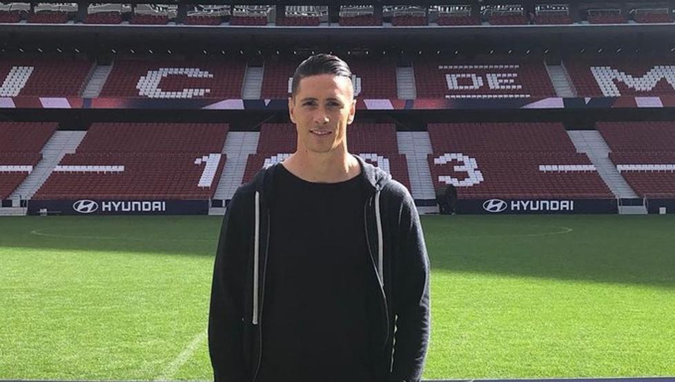 Fernando Torres set for Atletico Madrid return in 2021