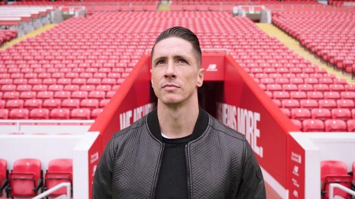 Fernando Torres proud to secure Atletico Madrid return in 2021