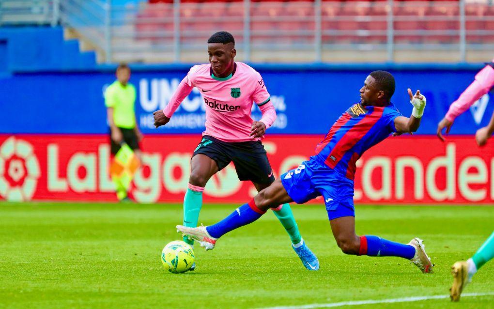 Ilaix Moriba could be dropped from Barcelona B as negotiations become tense  - Football Espana