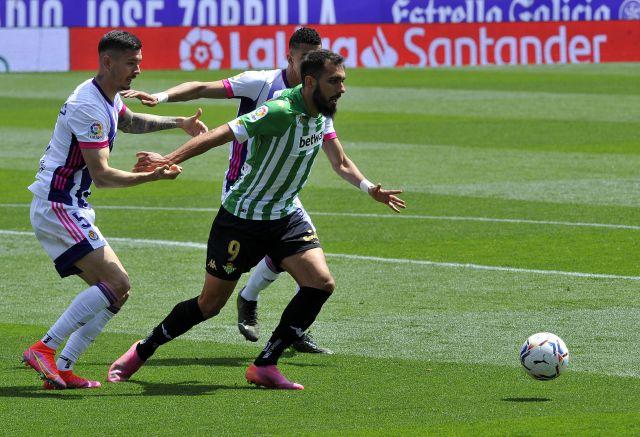 Real Valladolid v Real Betis