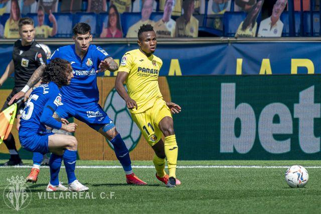 Villarreal vs. Getafe