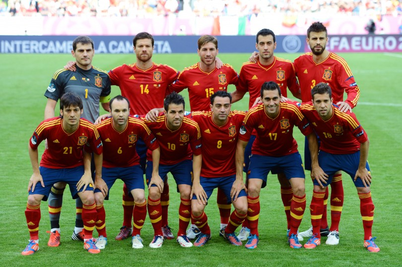How Spain Became Heralded 'Most Successful International Team of All Time'?  - Football Espana