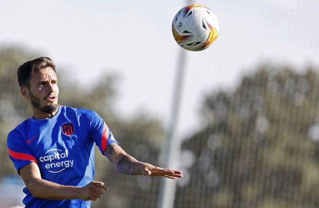 سايل نيجيز لاعب أتليتكو مدريد
