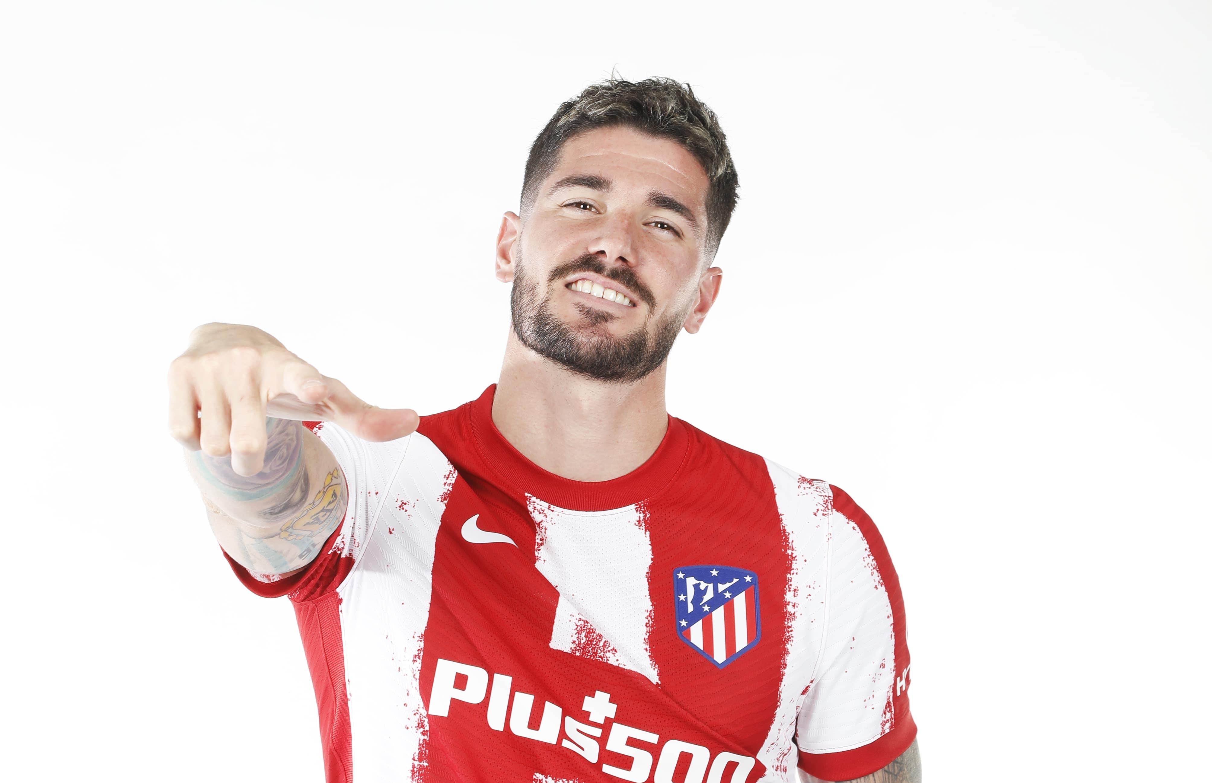 Rodrigo de Paul issues Diego Simeone verdict during Atletico Madrid unveiling