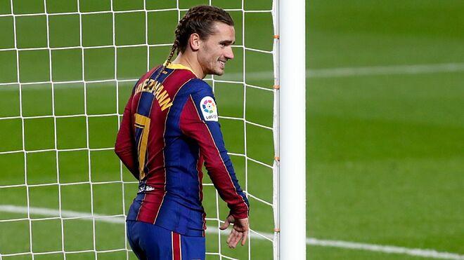 Joan Laporta open to 'all proposals' on Barcelona star Antoine Griezmann -  Football Espana