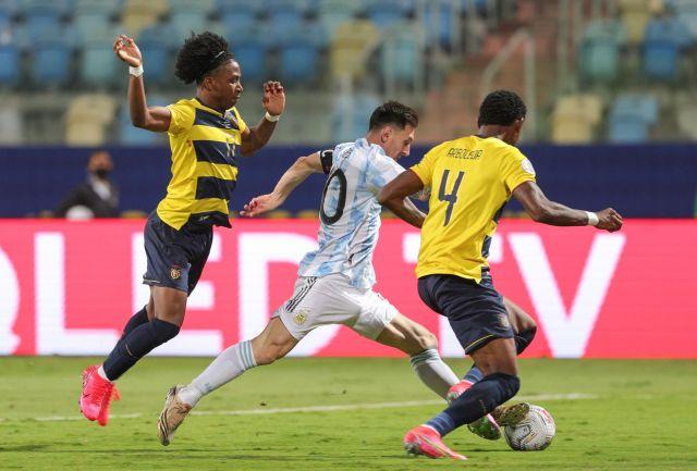 Argentina v Ecuador