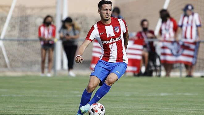 Saul coming to a crossroads with Atletico Madrid