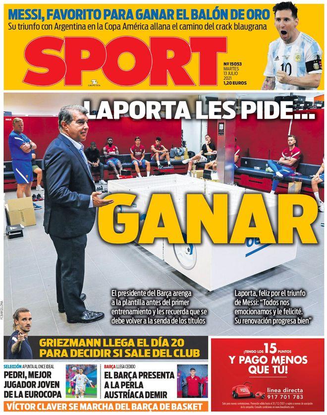 Sport1307 | Últimas Noticias Futbol Mundial