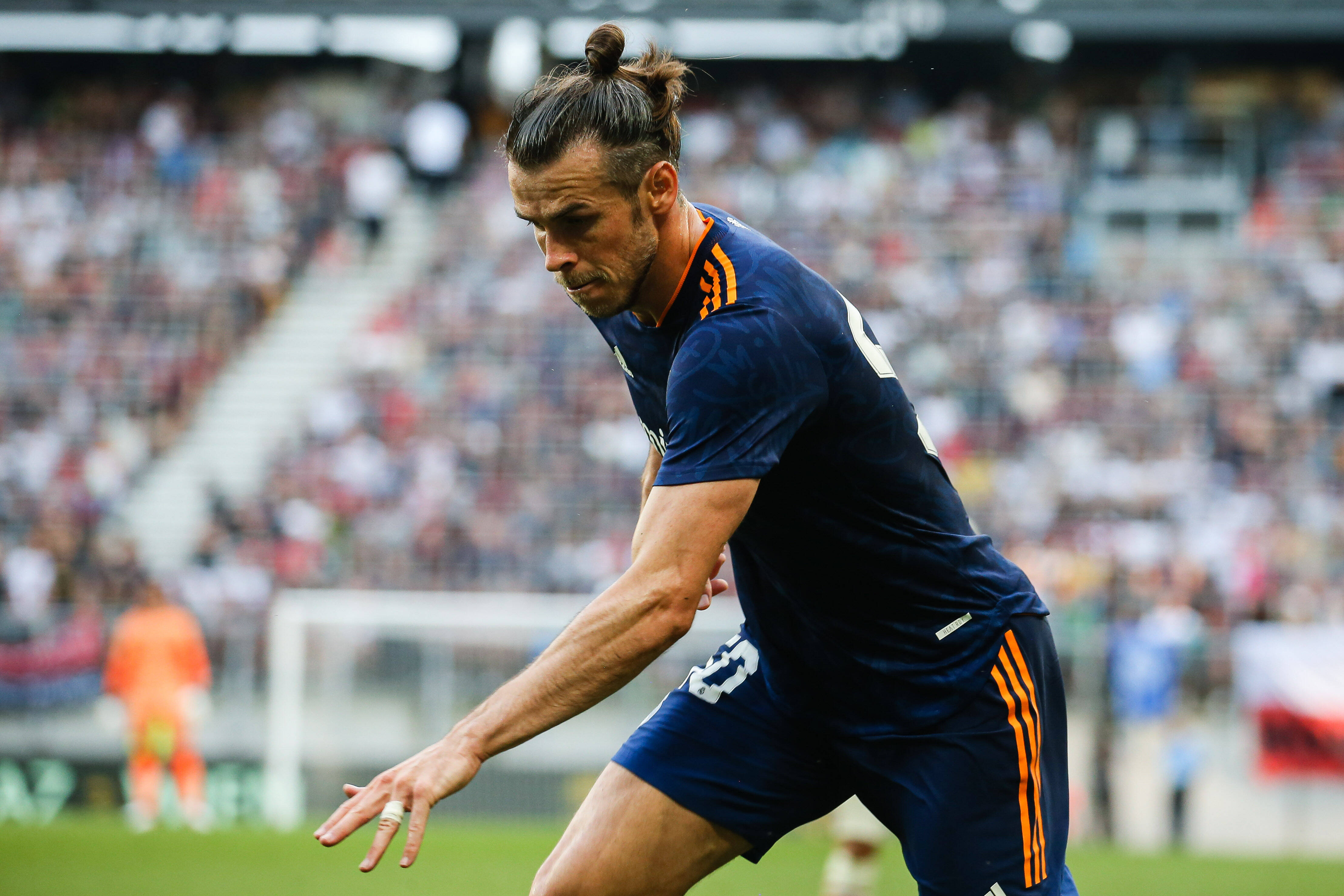Gareth Bale sends clear message to Carlo Ancelotti on Real Madrid return despite missed penalty