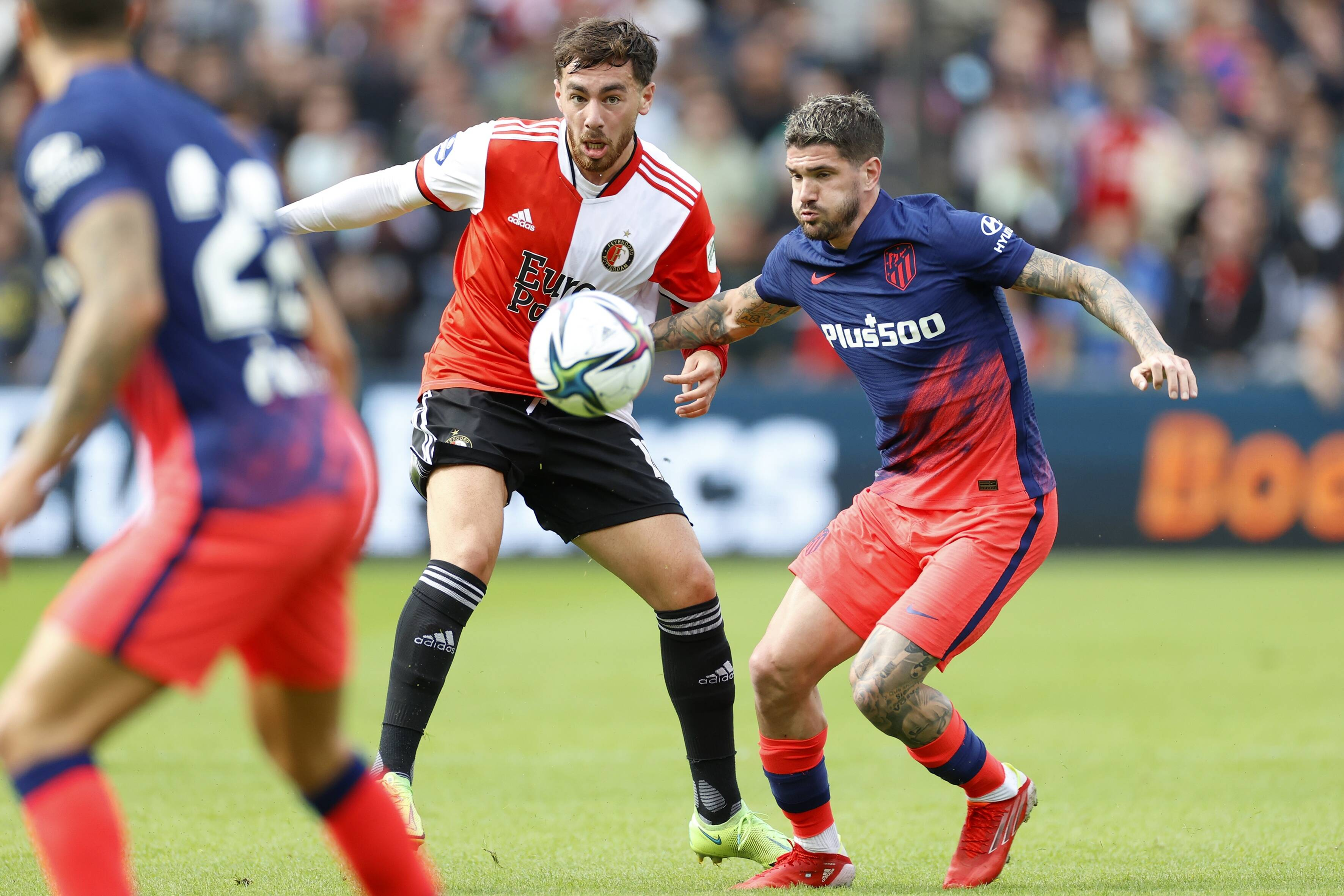 Atletico Madrid register Rodrigo de Paul ahead of La Liga opener despite financial issues