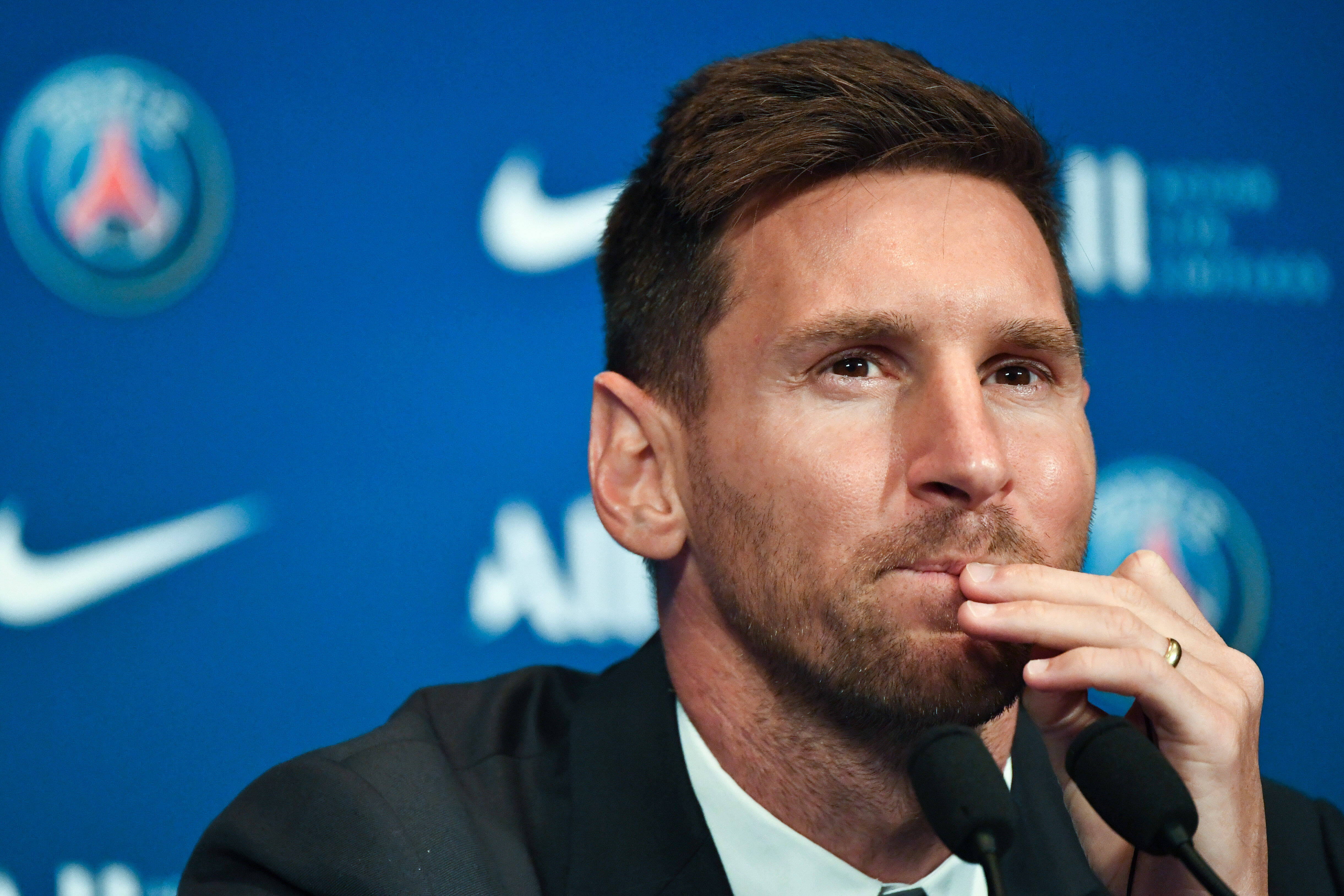 Lionel Messi reveals the heart-wrenching scenes in his household after he discovered Barcelona news