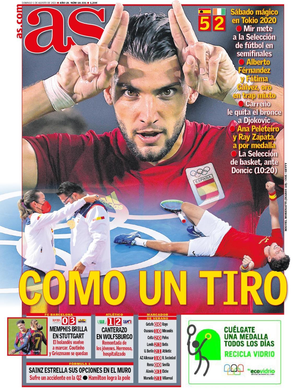 AS0108 | Últimas Noticias Futbol Mundial
