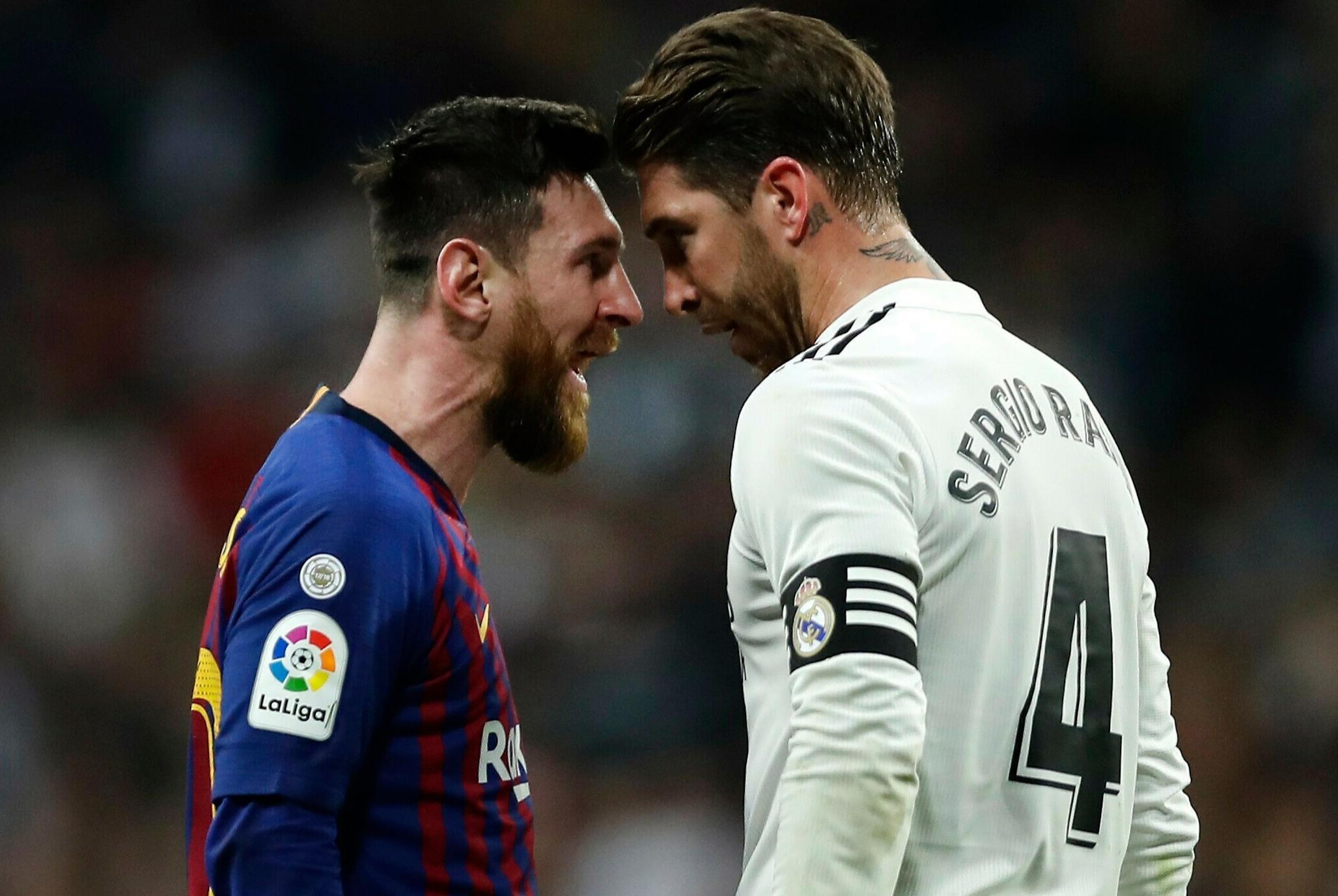 Spanish football evening headlines: Messi hugs Ramos, Pedri returns to Barcelona, Mbappe welcomes Messi