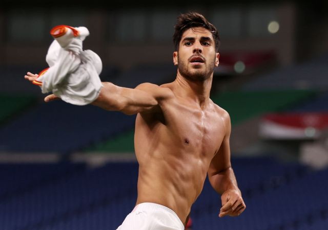 Marco Asensio fires La Roja into the Olympic Games final ...