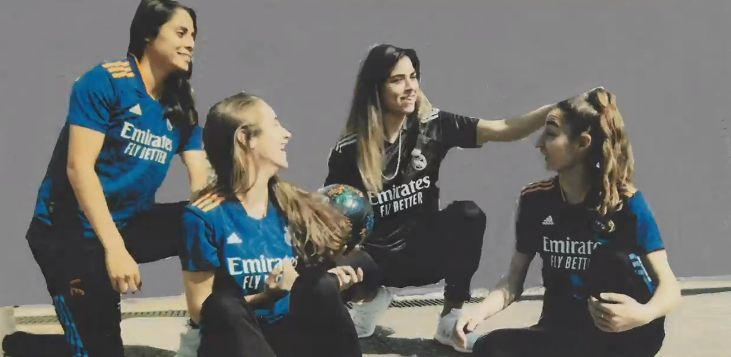 Real Madrid release new blue away kit ahead of new season