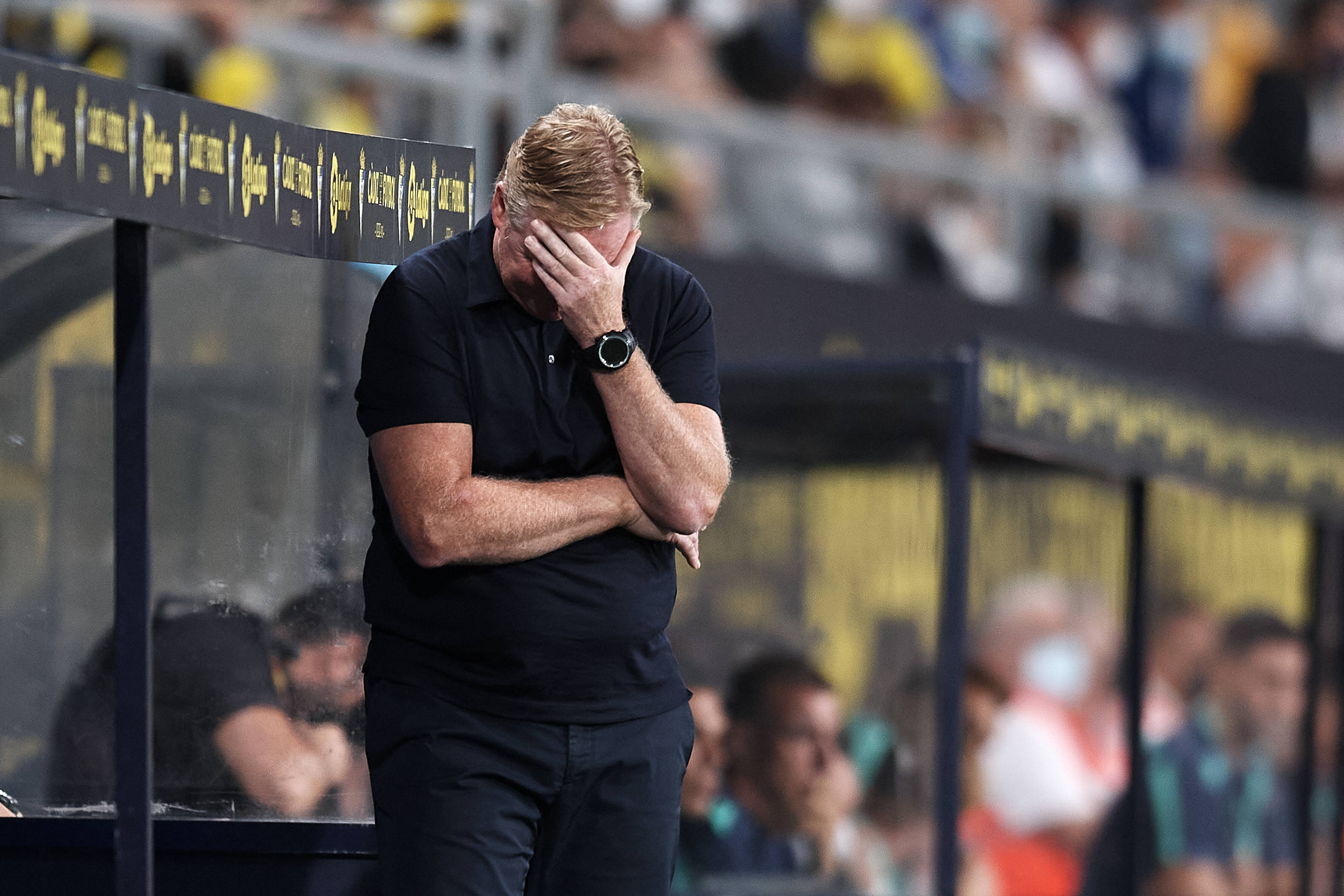 The remarkable statistic that reflects poorly indeed on Ronald Koeman