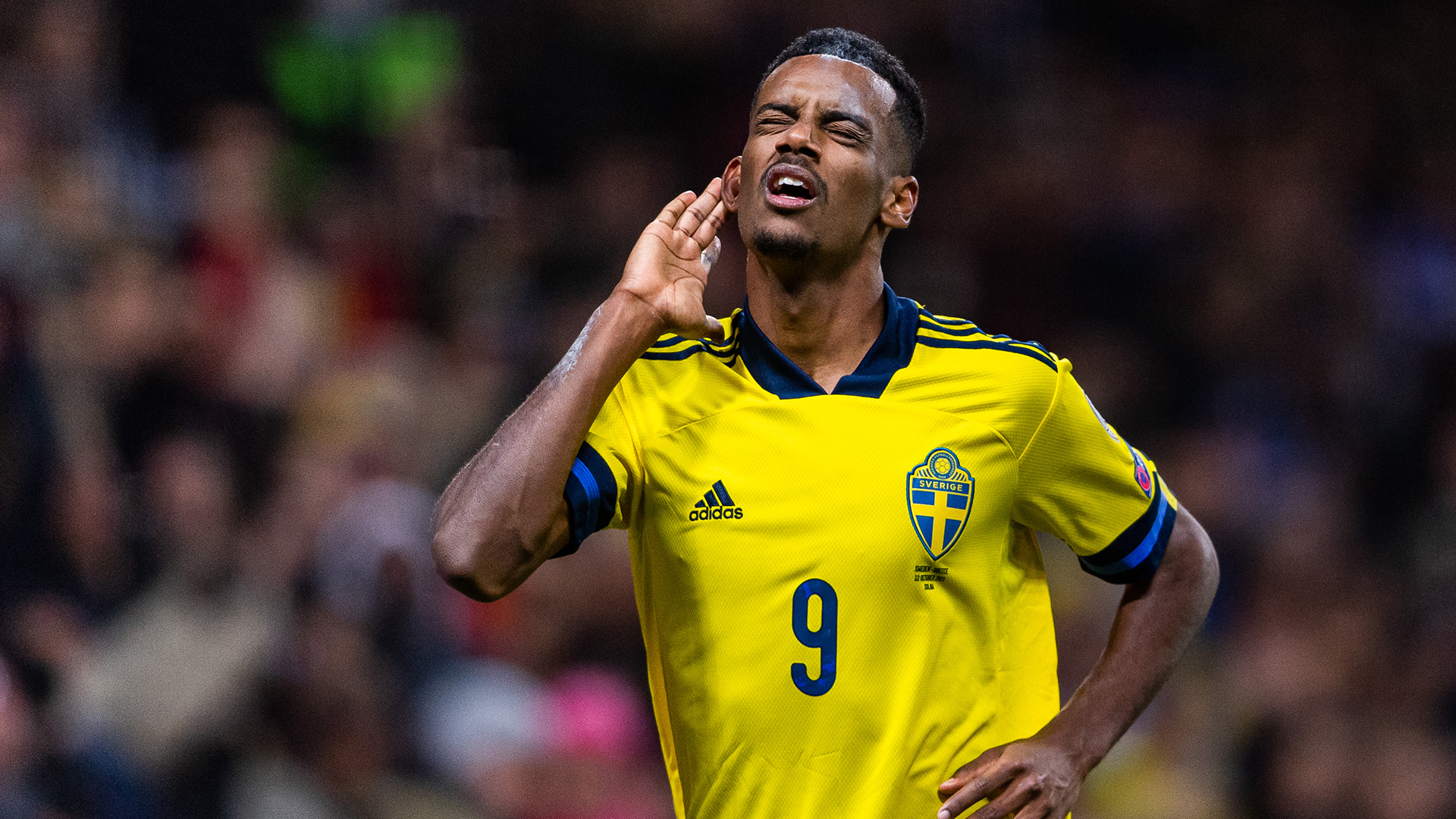 Sweden beat Greece 2-0 to pile pressure on La Roja in World Cup qualifying campaign