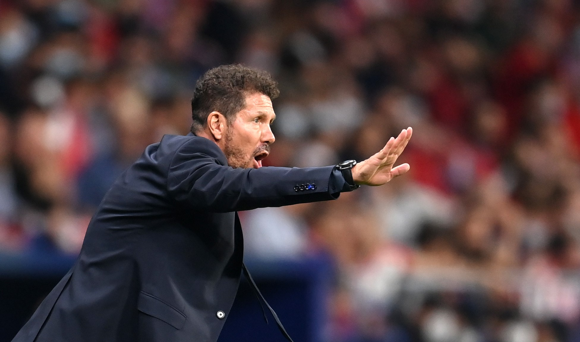 Diego Simeone unhappy with one aspect of Atletico Madrid's play after Real Sociedad draw