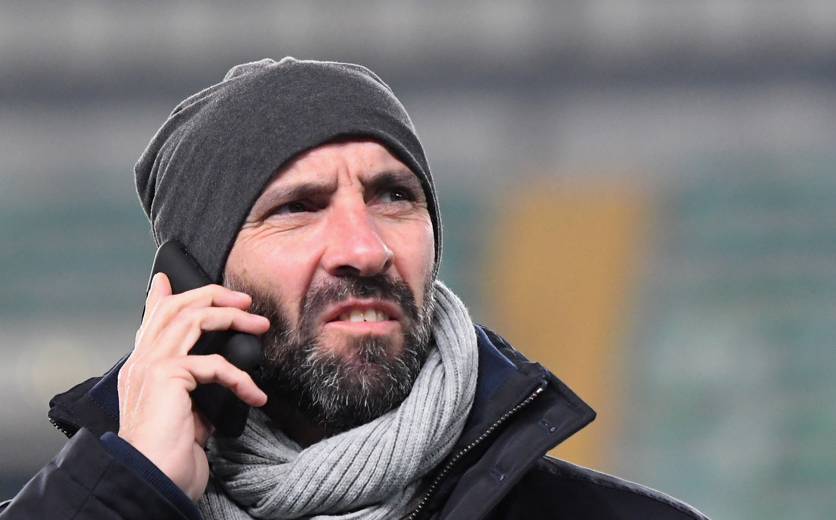 Monchi not worried despite admitting Sevilla are not playing attractive football