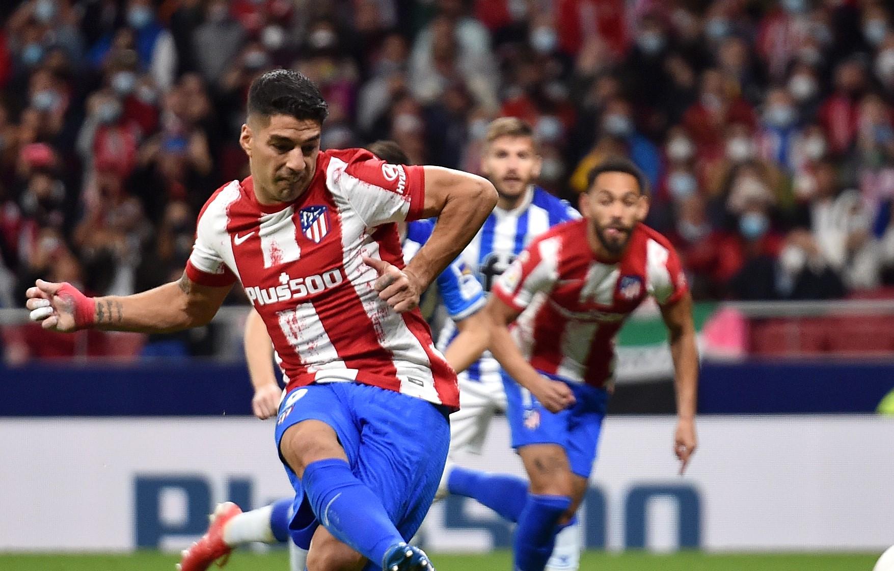 Mikel Merino laments penalty decision during Atletico Madrid vs Real Sociedad