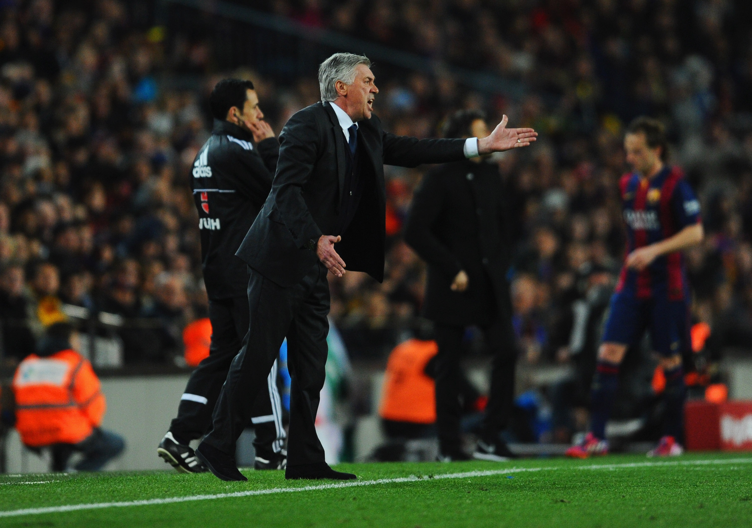 """Carlo Ancelotti: """"This team has a lot of quality and we have to enjoy them"""""""