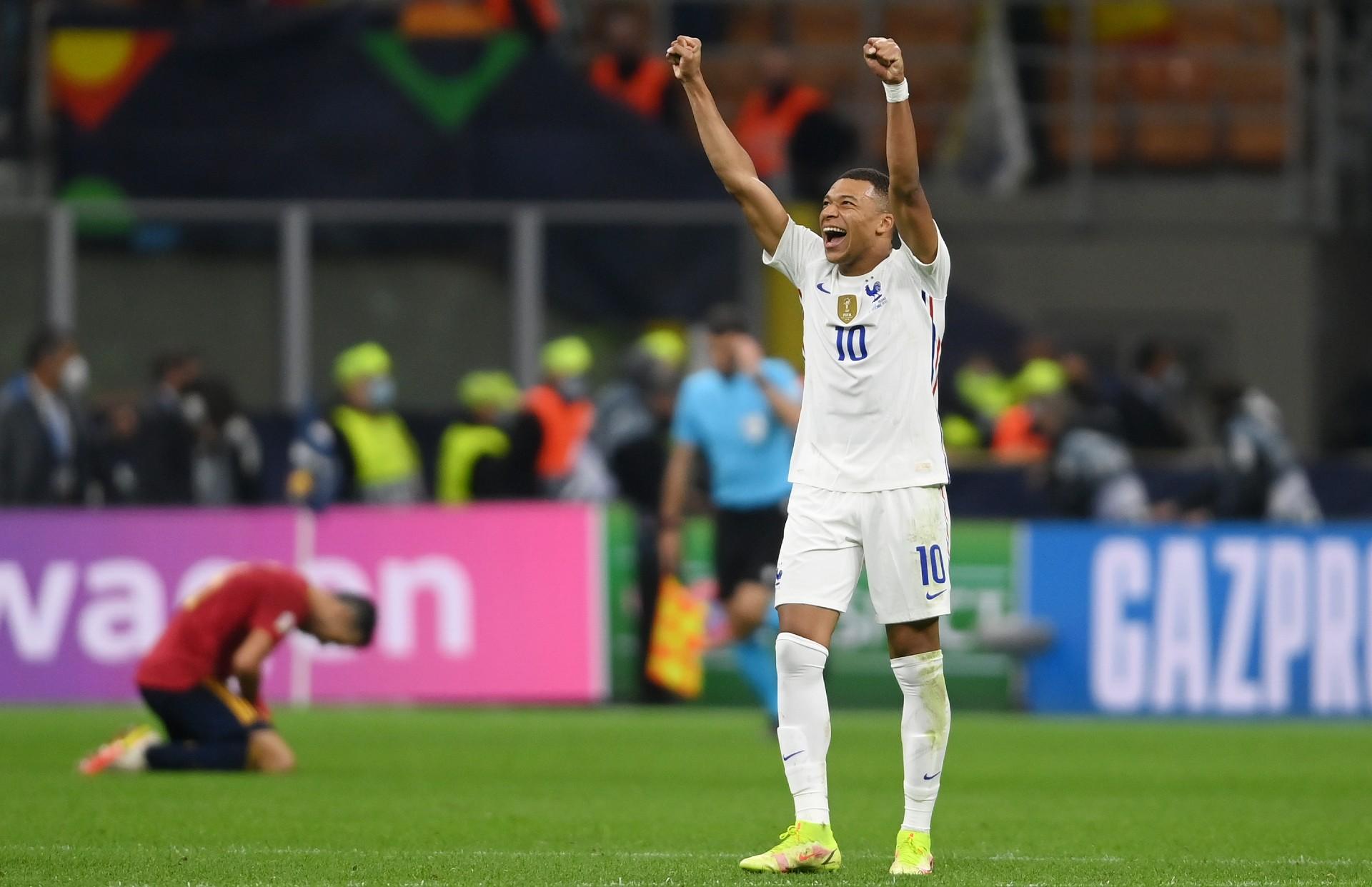 Spain suffer UEFA Nations League heartbreak with France defeat